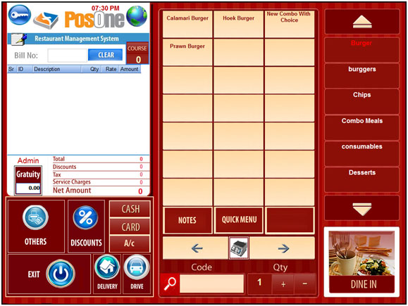 Restaurant Pos System Complete Pos System With Inventory And - Restaurant table management system